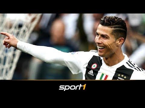 Ronaldo legt Juve wohl Transfer-Wunschliste vor | SPORT1 – TRANSFERMARKT