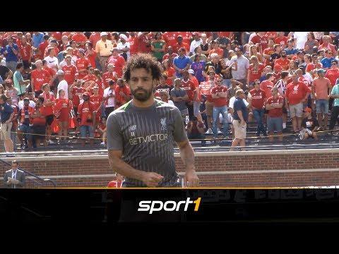Real Madrid wagt neuen Mega-Angriff auf Mohamed Salah | SPORT1 – TRANSFERMARKT