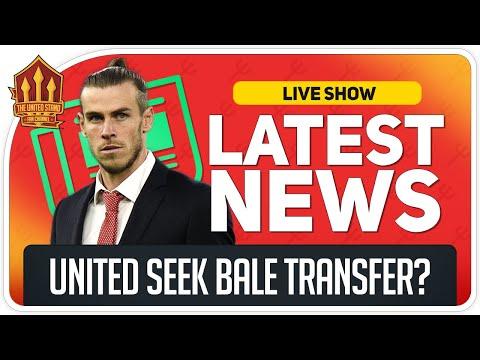 Man Utd Move for Gareth Bale? Martial Agenda Must Stop! Man Utd News Now