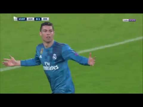 JUVENTUS – REAL MADRID (0-3) (3-1) | 1/4 de finale Ligue des Champions | 2017-2018 ( BEINSPORTS )