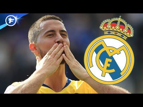 Accord Real Madrid-Chelsea pour le transfert d'Eden Hazard | Revue de presse