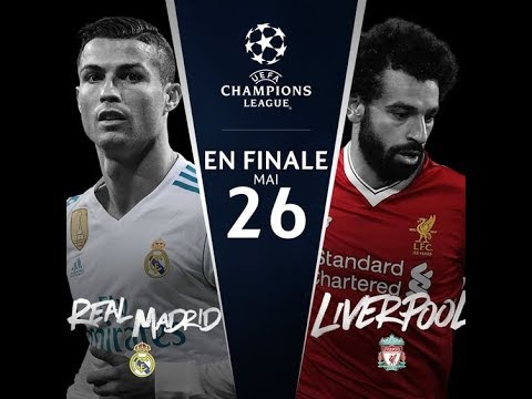 برومو خرافي نهائي دوري الابطال ريال مدريد vs ليفربول real madrid vs liverpool final kiev TRAILER
