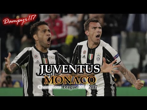 Juventus – Monaco 2-1 (SANDRO PICCININI) 2016/2017