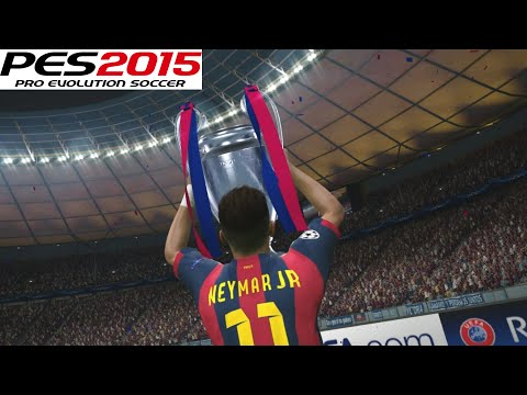 PES 2015 – UEFA Champions League Final – FC Barcelona vs Real Madrid – Penalty Shootout
