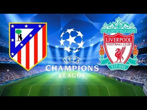 🔴 [ Live Stream ] Atlético Madrid VS Liverpool  PES 2020