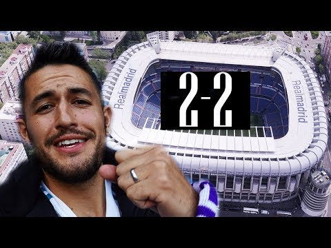 ⚽️Champions League 2018 Semi final Real Madrid Bayern Munich