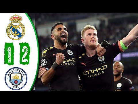 Real Madrid vs Manchester City 1-2 –All Goals & Highlights – Resumen y Goles ●26/04/2019 HD