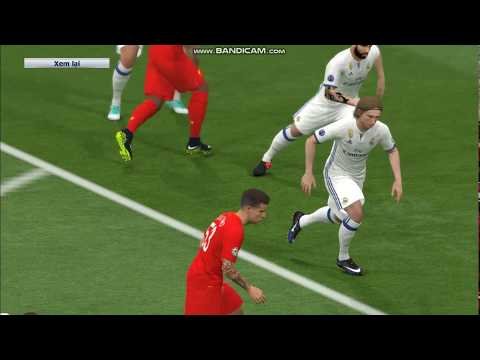 Real madrid vs Liverpool Champions League 2018 | Historical Dating | pes 2018
