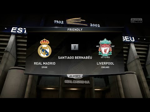 Real Madrid C.F. vs Liverpool F.C. | Champions League 2017-18 | FIFA 18 PS4 | Marius Gatea