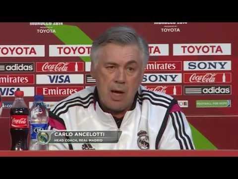Real Madrid ready for tough Cruz Azul semi-final