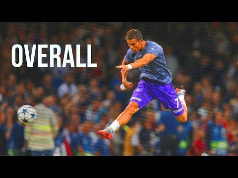 Cristiano Ronaldo ● Complete Attacker || Real Madrid Overall HD