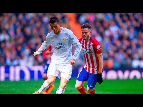 Real Madrid vs Atletico Madrid 1-1(5-3) Champions League 2016 FIFA 16