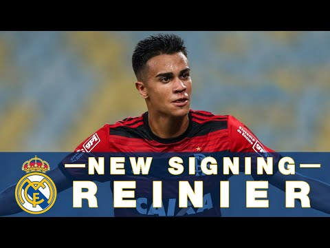 Reinier | NEW Real Madrid player