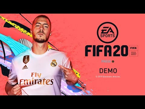 FIFA 20 Xbox One S Gameplay | Real Madrid vs Liverpool