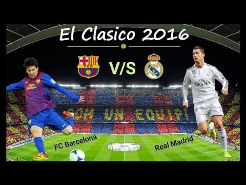 Real Madrid vs Barcelona l-i-v-e s-t-r-e-a-m 3 December 2016 El Clasico