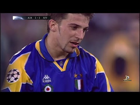 Ajax v Juventus – UEFA CL Final 1996 [HD]