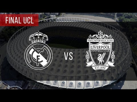 nobar REAL MADRID vs LIVERPOOL – FINAL UCL 2017-18 | indonesia | (audio commentary)