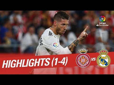 Resumen de Girona FC vs Real Madrid (1-4)