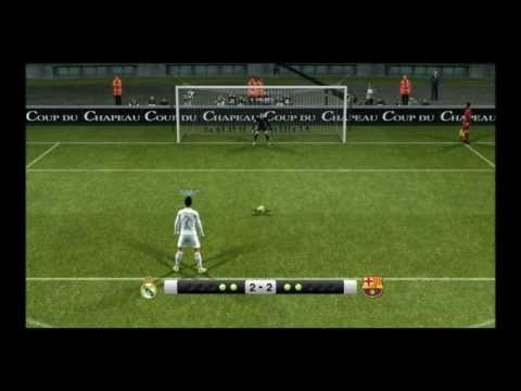 PES 2012 – Penalty Shootout [Real Madrid vs Barcelona]