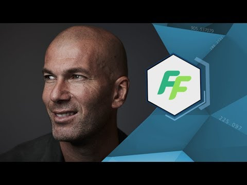 Zinedine Zidane – The Best FIFA Men's Coach 2017