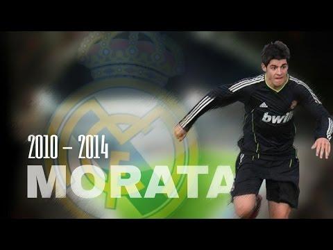 Morata | Best goals for Real Madrid | 2010 – 2014