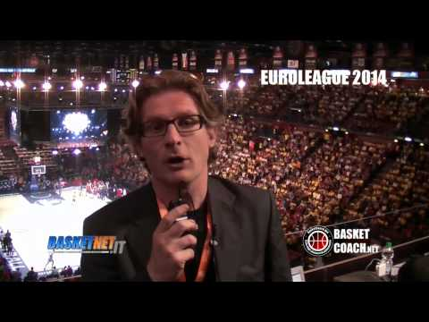 Intro Real Madrid-Barcelona EuroLeague 2014