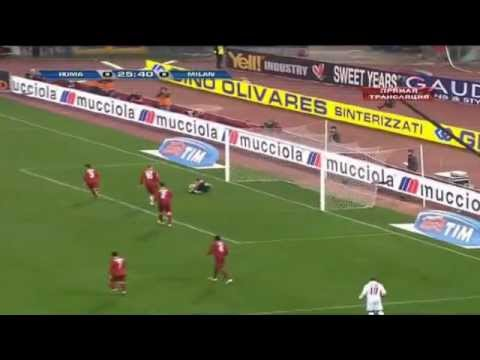 Ricardo Kaká vs AS Roma – Away 2008 by Yanz7x