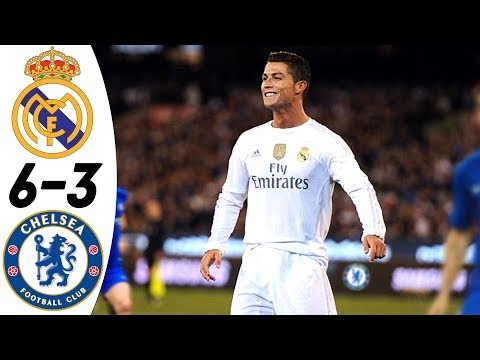 Real Madrid vs Chelsea 6:3 – All Goals & Highlights RESUMEN & GOLES (Last 2 Matches) HD
