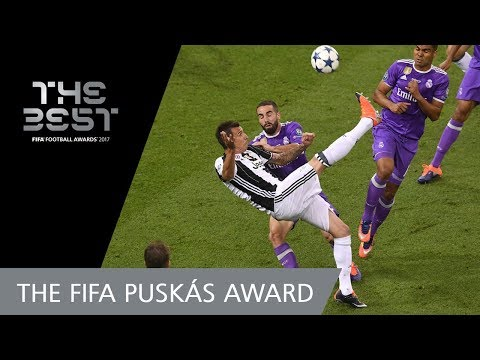 Mario MANDZUKIC – FIFA PUSKAS AWARD 2017 – NOMINEE  – VOTING CLOSED!