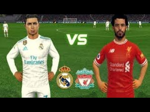 Dream League Soccer Real Madrid vs Liverpool EP#5