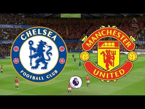 Premier League 2019/20 – Chelsea Vs Manchester United – 17/02/20 – FIFA 20