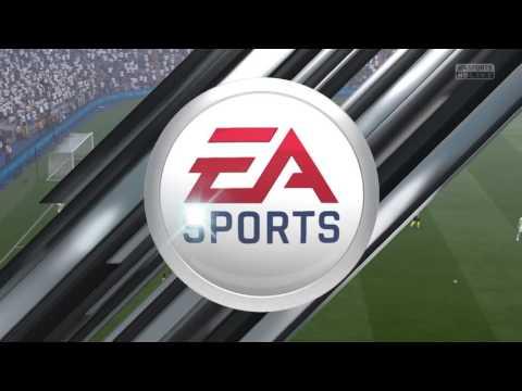 FIFA 17 Real madrid vs Newyork Redbulls