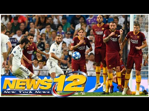 Real Madrid vs. Roma score, recap: In first Champions League match without Ronaldo, Los Blancos roll