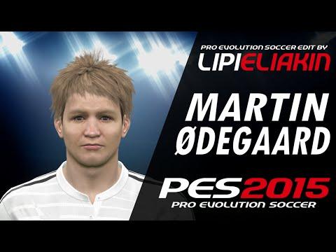 [PES 2015] Face + Stats Martin Ødegaard [Real Madrid]