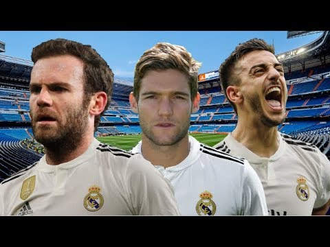 11 Players You Didn't Know Were At Real Madrid