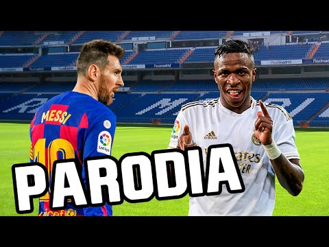 Canción Real Madrid vs Barcelona 2-0 (Parodia Tusa – Karol G, Nicki Minaj)