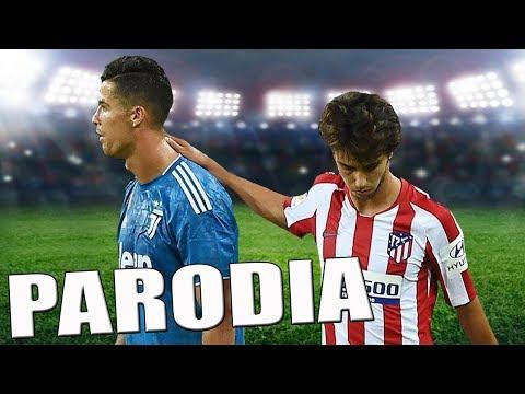 Canción Atlético Madrid vs Juventus 2-1 (Parodia China)