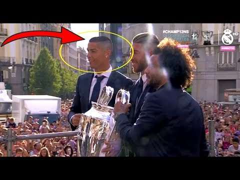Real Madrid Trophy Celebration – Cibeles Champions League vs Juventus 2017 | BEST MOMENTS