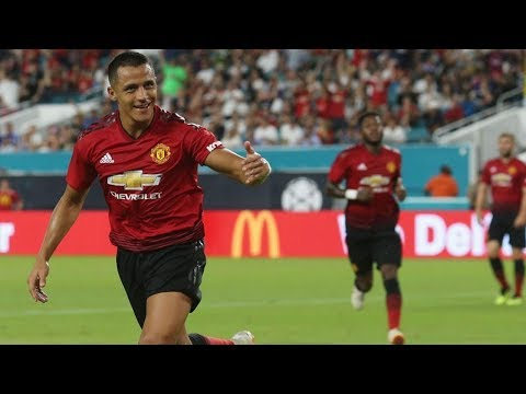 MANCHESTER UNITED 2-1 REAL MADRID | GOALS: ALEXIS, HERRERA; BENZEMA