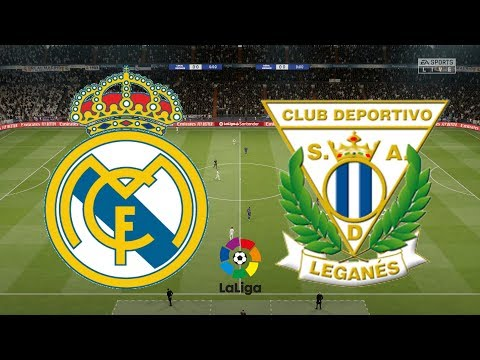 La Liga 2019/20 – Real Madrid Vs Leganes – 30/10/19 – FIFA 20