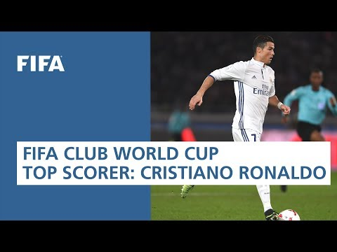 FIFA Club World Cup Top Scorer | Cristiano Ronaldo [2019]
