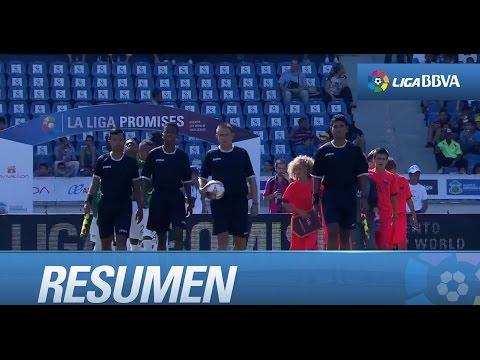 Resumen de FC Barcelona (7-0) Deportivo Cali