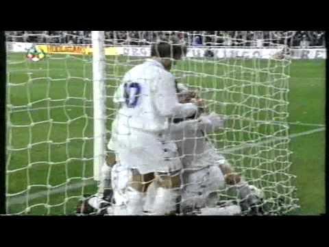 Real Madrid CF 5 – 0 FC Barcelona – Liga 1994/95 (Audio Telemadrid) [HD 1080p]