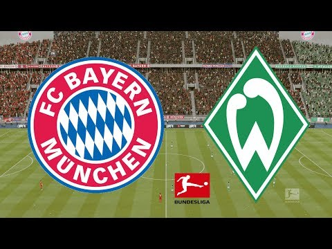 Bundesliga 2019/20 – Bayern Munich Vs Werder Bremen – 14/12/19 – FIFA 20