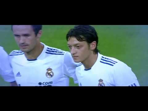 Mesut Ozil- Real Madrid