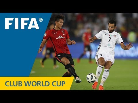 Al Jazira v Urawa Red Diamonds – FIFA CLUB WORLD CUP UAE 2017
