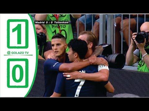 LIVE – Real Madrid vs Tottenham 0-1 Highlight & All Goals 2019