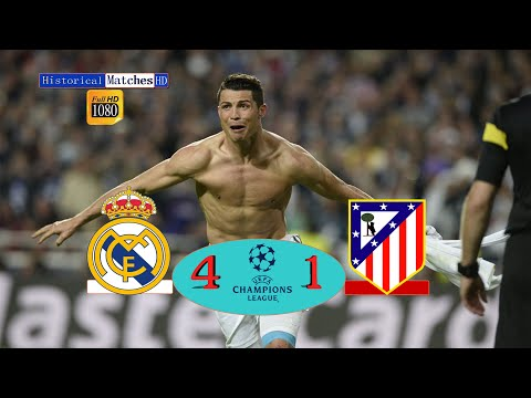 Real Madrid vs Atletico Madrid 4-1 UEFA Champions League Final 2014 (Goals & HighLight) Full HD