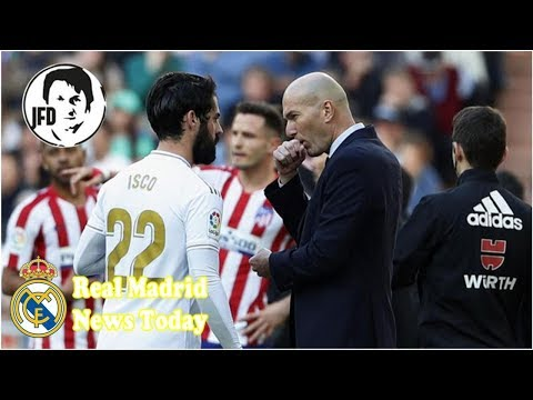 Zidane has become a coaching manual- Real Madrid news today
