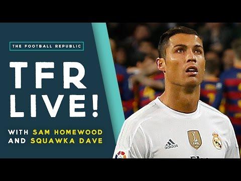 Should Real Madrid SACK Rafa Benitez? | TFR LIVE!